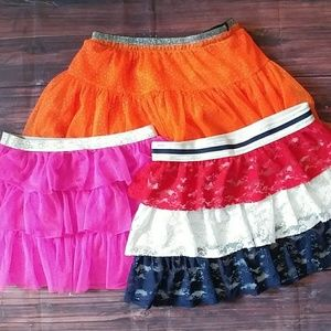 Other - Girls Skirt Bundle Of 3